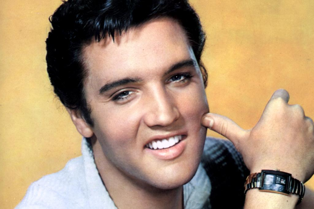 Elvis ve Jesse Presley
