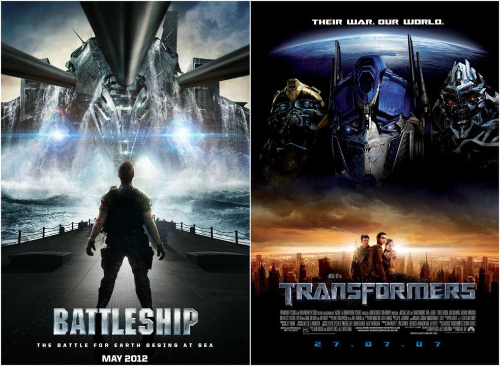 Battleship & Transformers