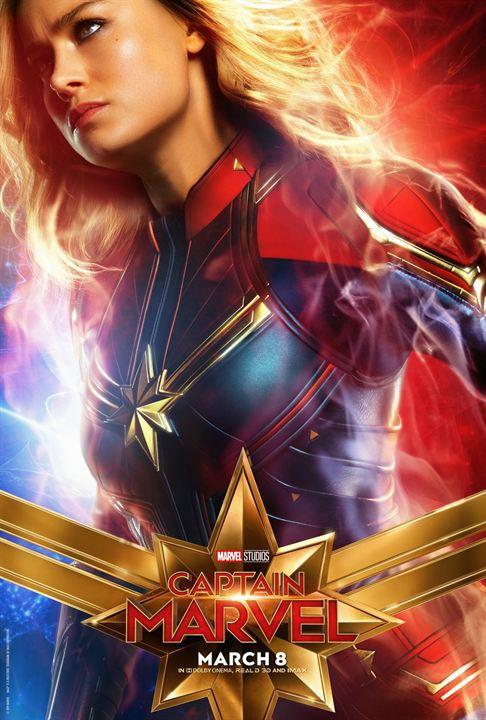 """Merakla Beklenen """"Captain Marvel""""da Kimleri İzleyeceğiz?"""