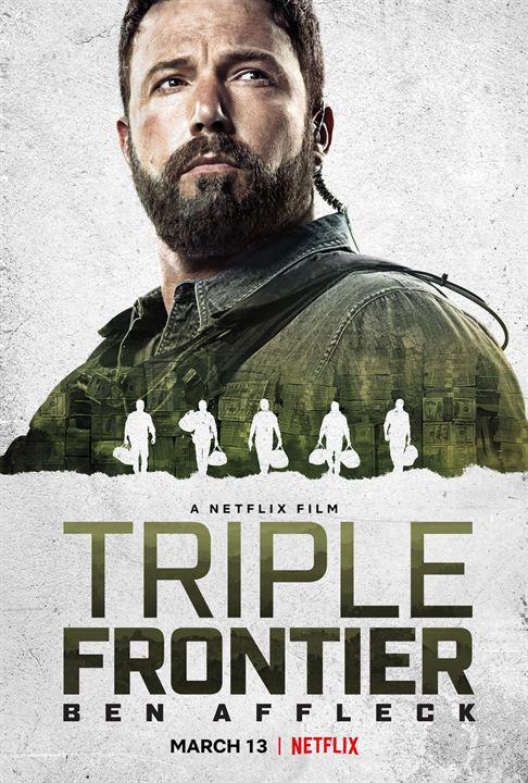 """Bol Yıldızlı """"Triple Frontier""""da Kimleri İzleyeceğiz?"""