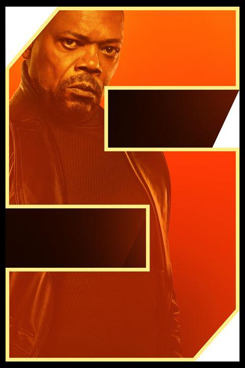 """Samuel L. Jackson'lı """"Shaft""""ın Karakter Posterleri Yayınlandı!"""