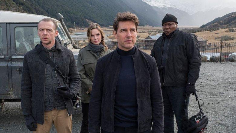 Mission Impossible 7 - 19 Kasım 2021