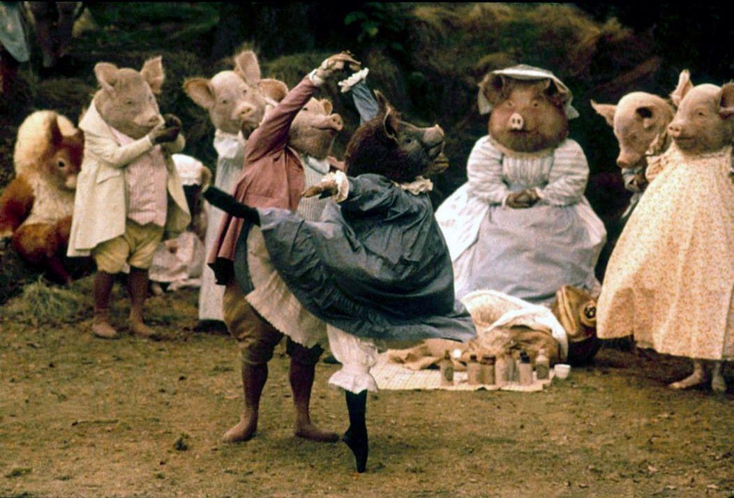 The Tales of Beatrix Potter (1971)