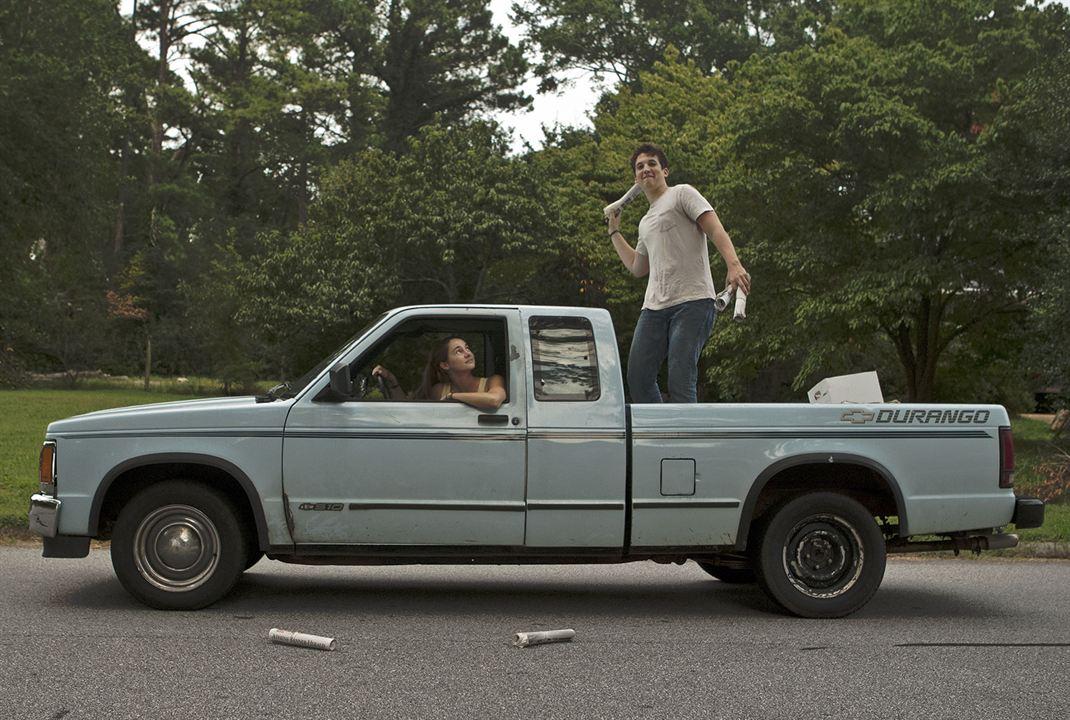 Su An Muhtesem : Fotograf Miles Teller, Shailene Woodley