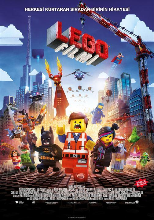Lego Filmi : Afis