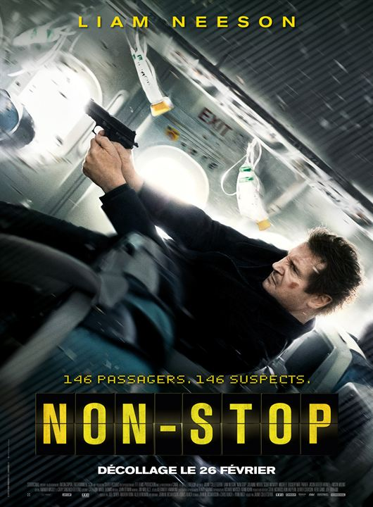 Non-Stop : Afis