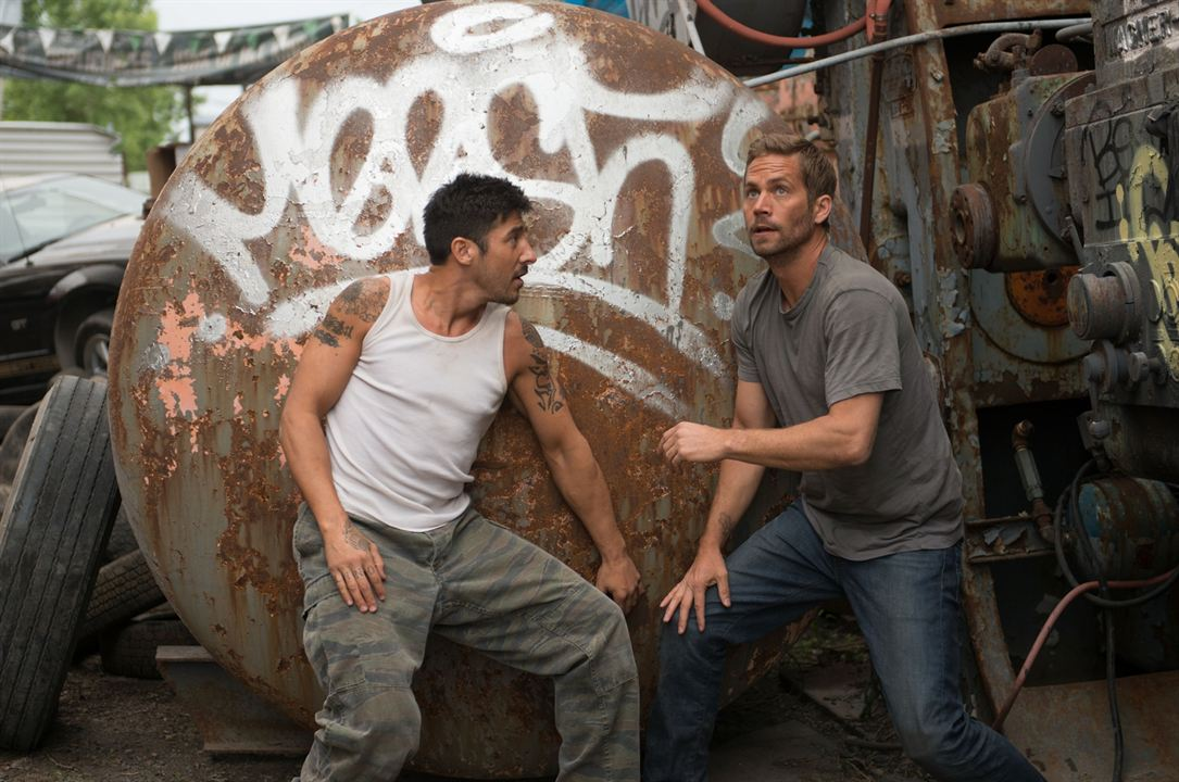 Yasak Bölge : Fotograf David Belle, Paul Walker