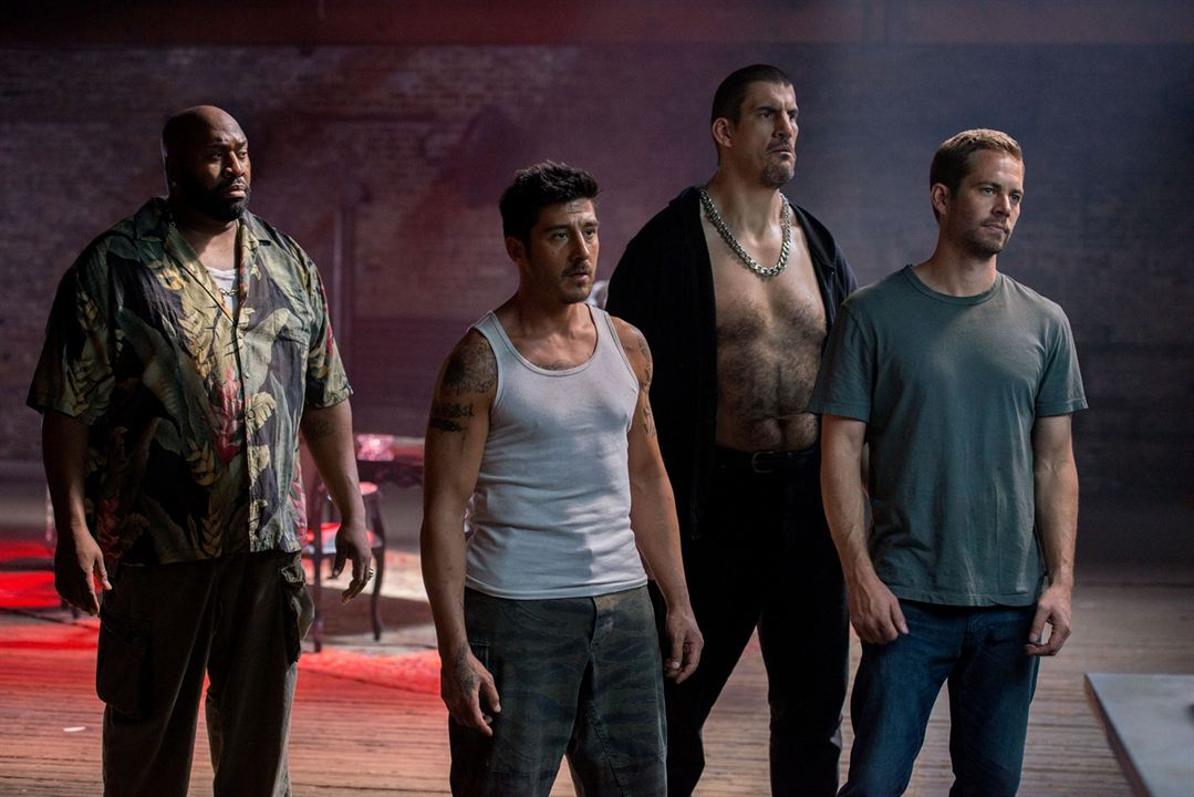 Yasak Bölge : Fotograf David Belle, Paul Walker, Robert Maillet, RZA