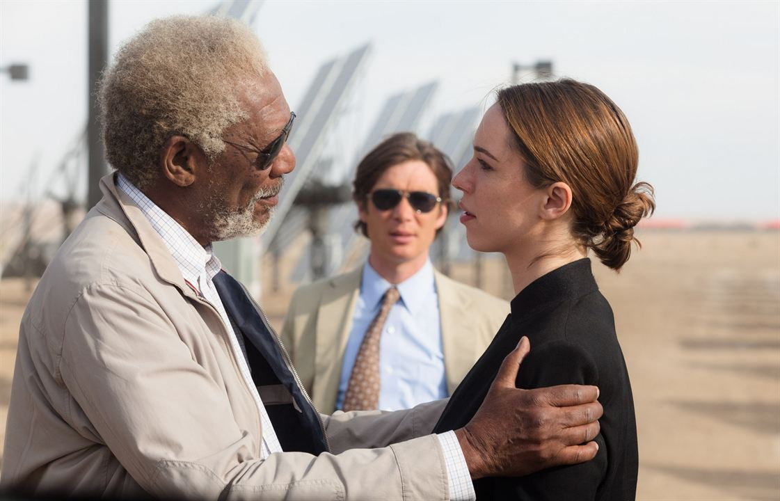 Evrim : Fotograf Cillian Murphy, Morgan Freeman, Rebecca Hall