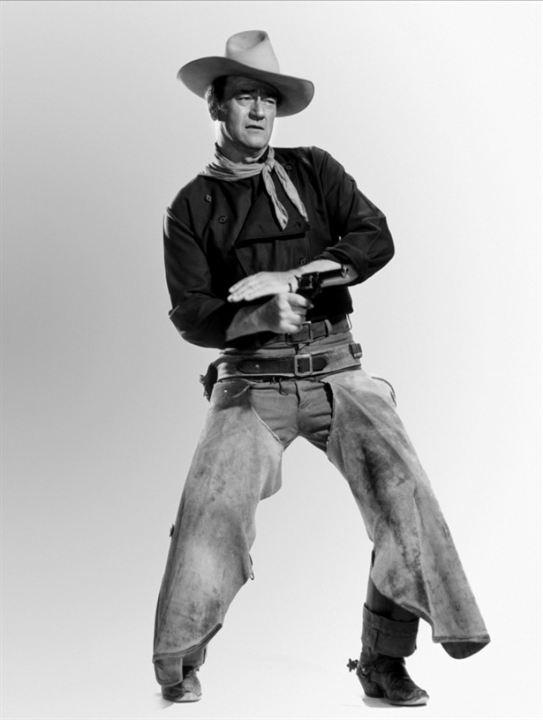 Kahramanin Sonu : Fotograf John Wayne