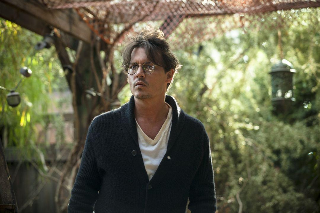 Evrim : Fotograf Johnny Depp