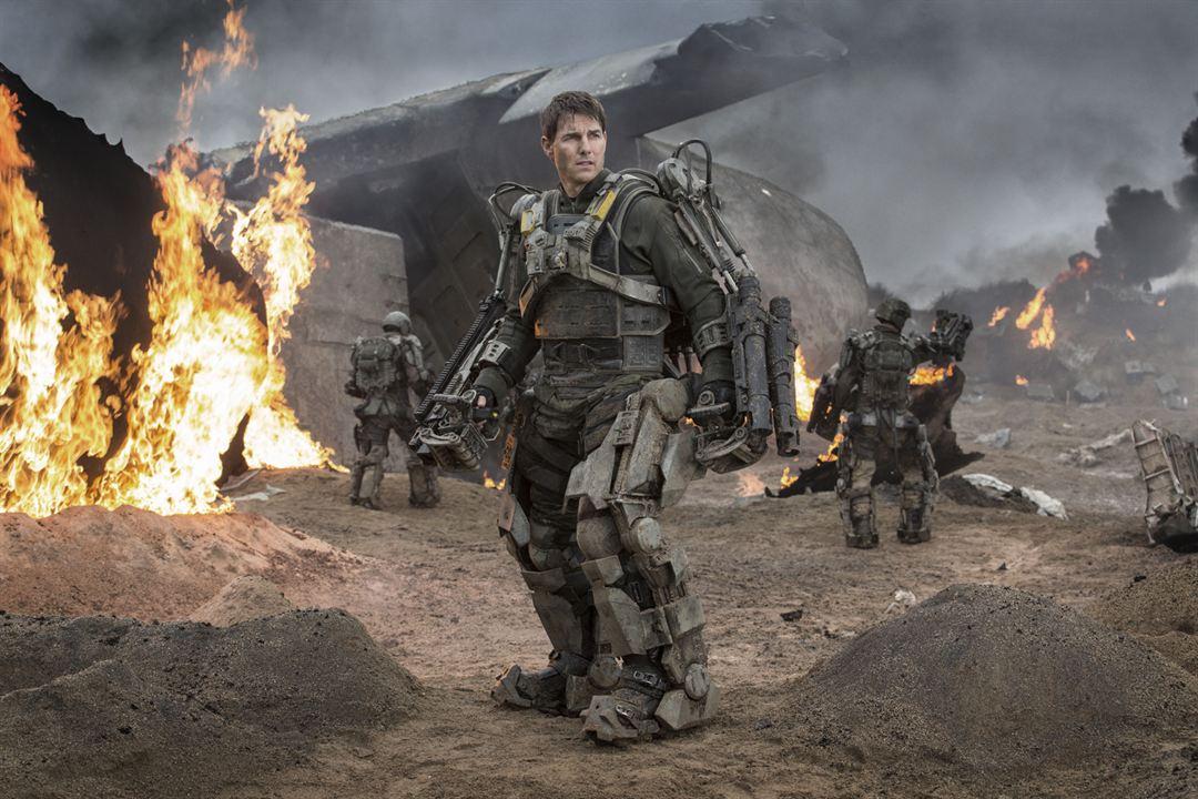 Tom Cruise Resimleri Yarinin Sinirinda Fotograf Tom Cruise