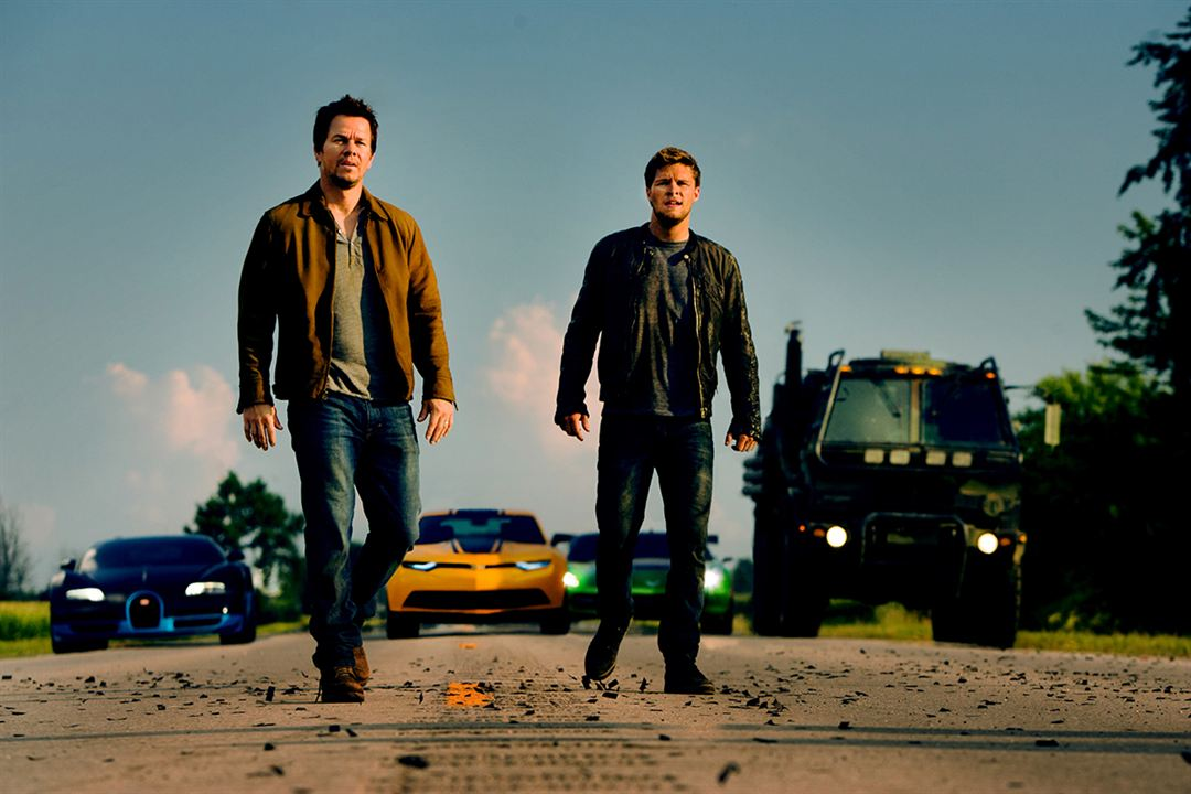 Transformers: Kayip Çag : Fotograf Jack Reynor, Mark Wahlberg