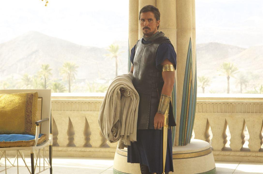 Exodus: Tanrilar ve Krallar : Fotograf Christian Bale