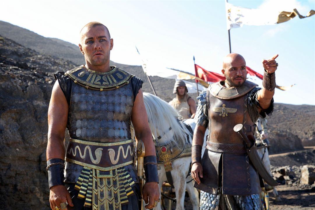 Exodus: Tanrilar ve Krallar : Fotograf Joel Edgerton
