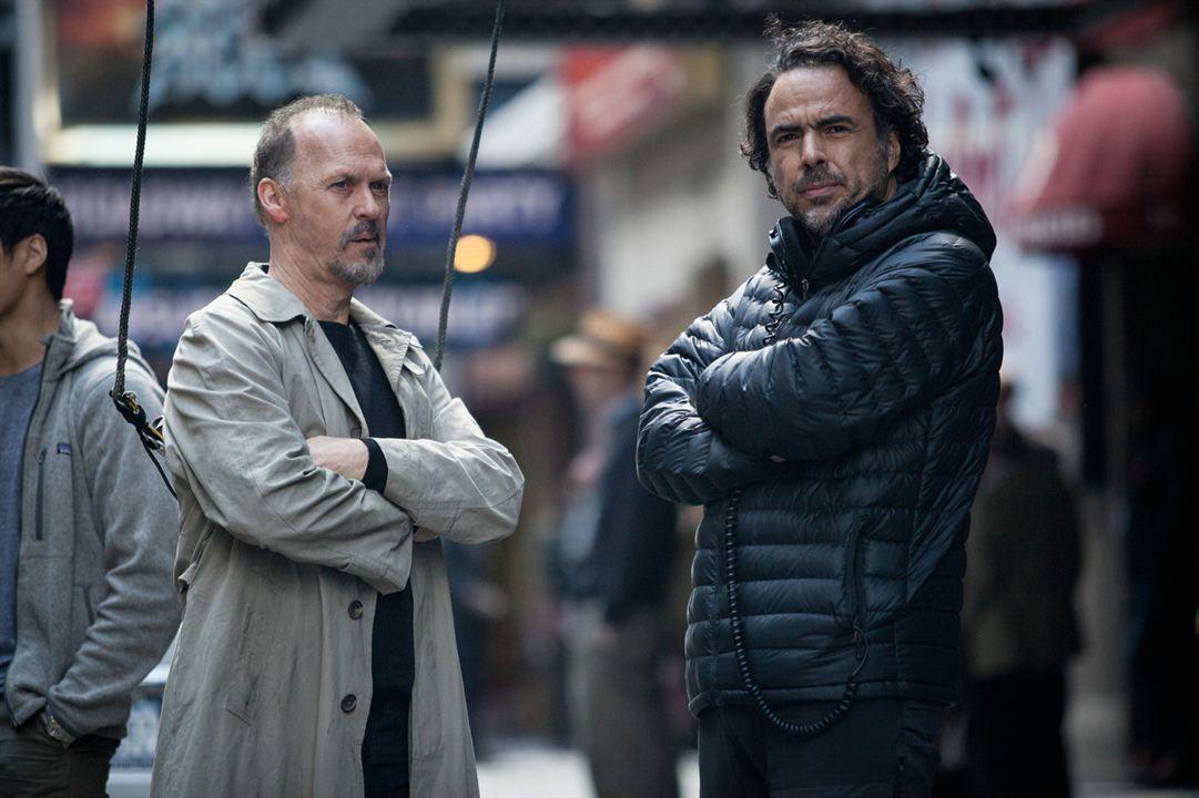 Birdman veya Cahilligin Umulmayan Erdemi : Fotograf Alejandro González Iñárritu, Michael Keaton
