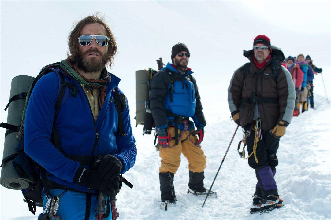 Everest : Fotograf Jake Gyllenhaal, Michael Kelly