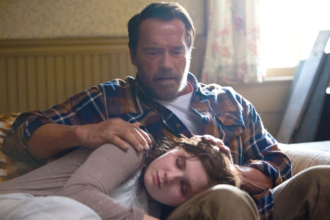 Maggie : Fotograf Abigail Breslin, Arnold Schwarzenegger