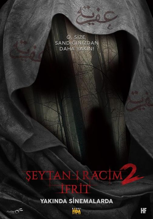 Şeytan-i Racim 2 ifrit  Full