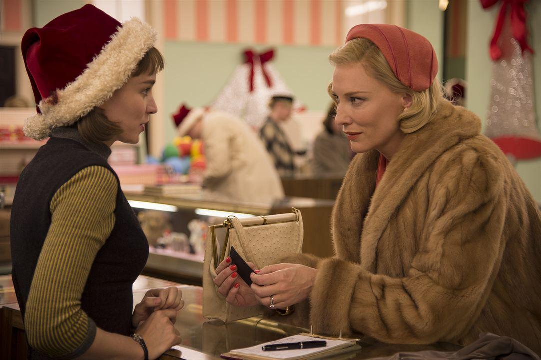 Carol : Fotograf Cate Blanchett, Rooney Mara