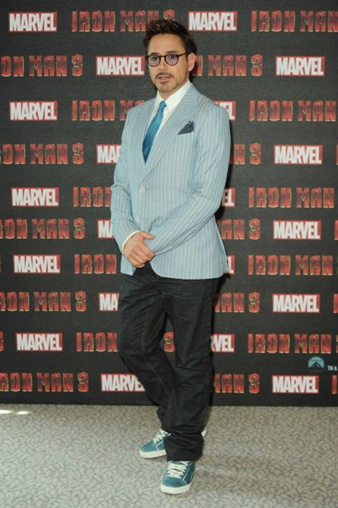 Iron Man 3 : Vignette (magazine) Robert Downey Jr.
