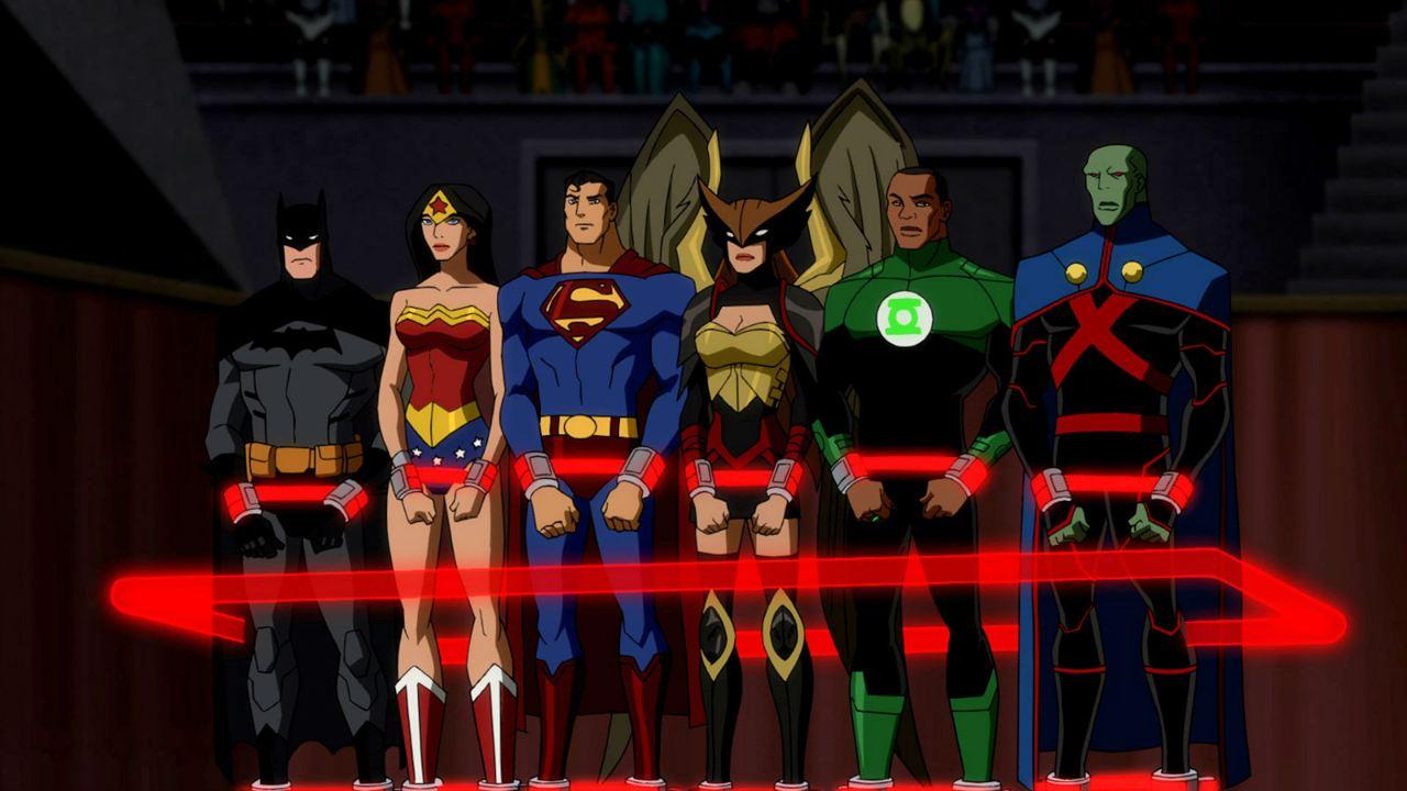 Justice League : Fotograf