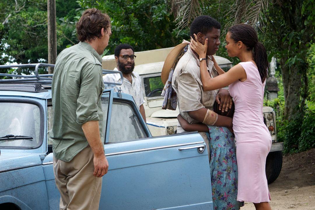 Fotograf Chiwetel Ejiofor, John Boyega, Thandie Newton