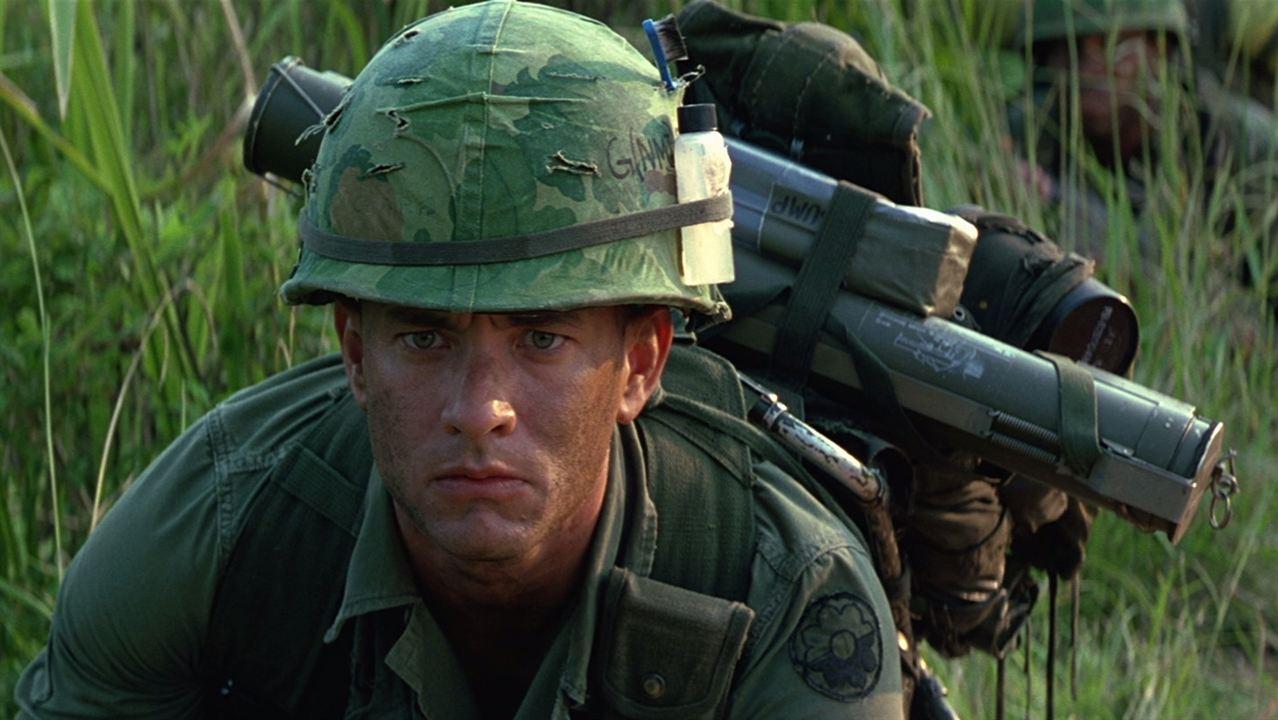 Forrest Gump : Fotograf Tom Hanks