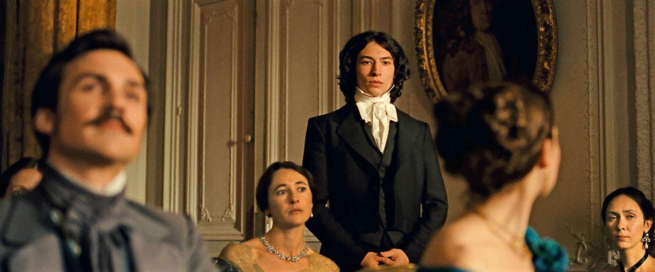 Madame Bovary : Fotograf Ezra Miller