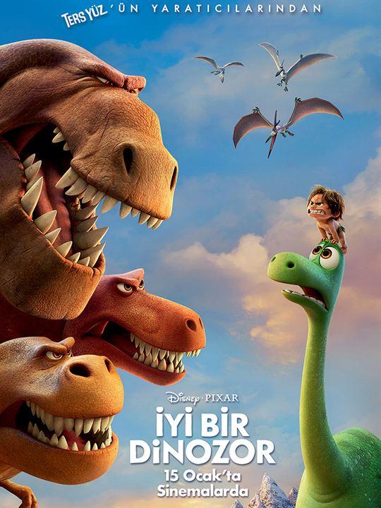 Iyi Bir Dinozor : Afis