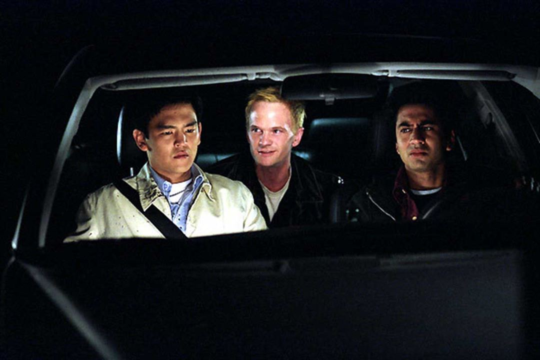 Harold and Kumar Go to White Castle : Fotograf John Cho, Kal Penn, Neil Patrick Harris