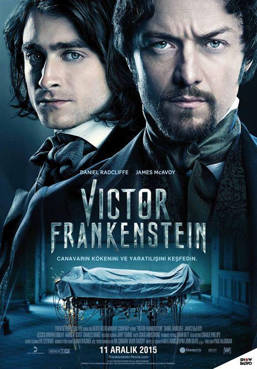Victor Frankenstein : Afis