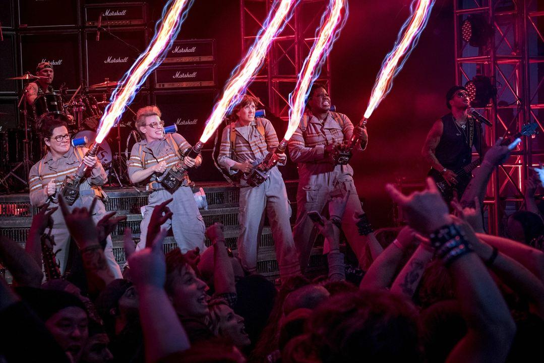 Ghostbusters: Hayalet Avcilari : Fotograf Kate McKinnon, Kristen Wiig, Leslie Jones (II), Melissa McCarthy