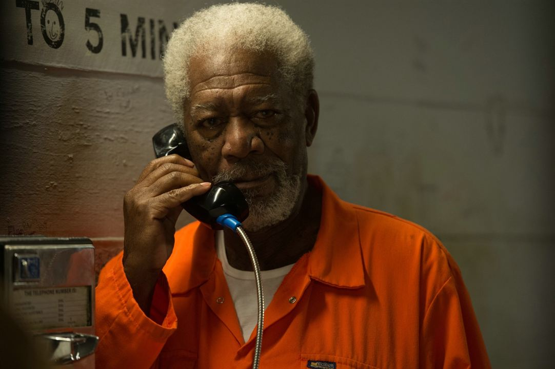 Sihirbazlar Çetesi 2 : Fotograf Morgan Freeman