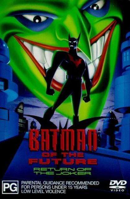 Batman Beyond: Joker'in Dönüsü : Afis