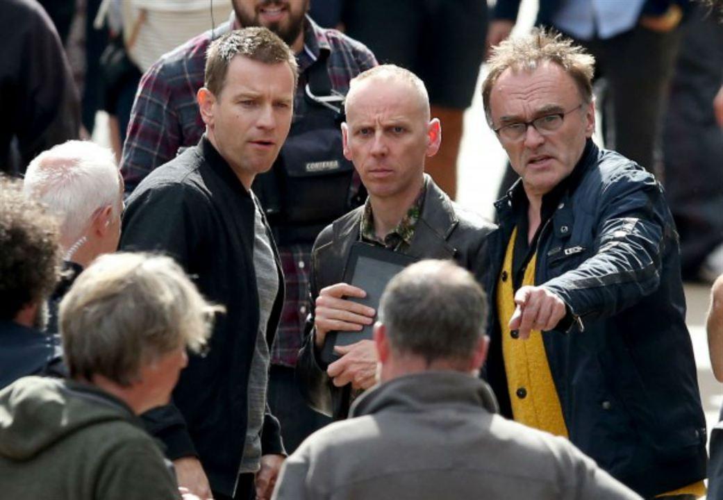 T2: Trainspotting 2 : Fotograf Danny Boyle, Ewan McGregor, Ewen Bremner