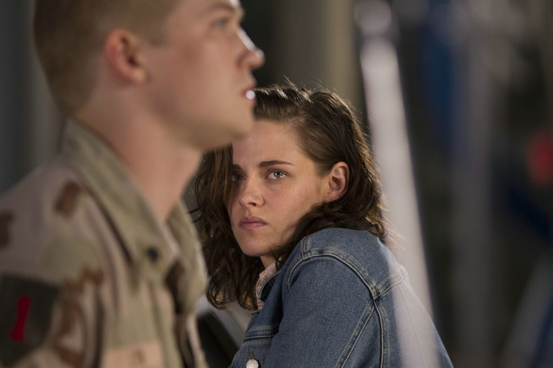 Billy Lynn's Long Halftime Walk : Fotograf Joe Alwyn, Kristen Stewart