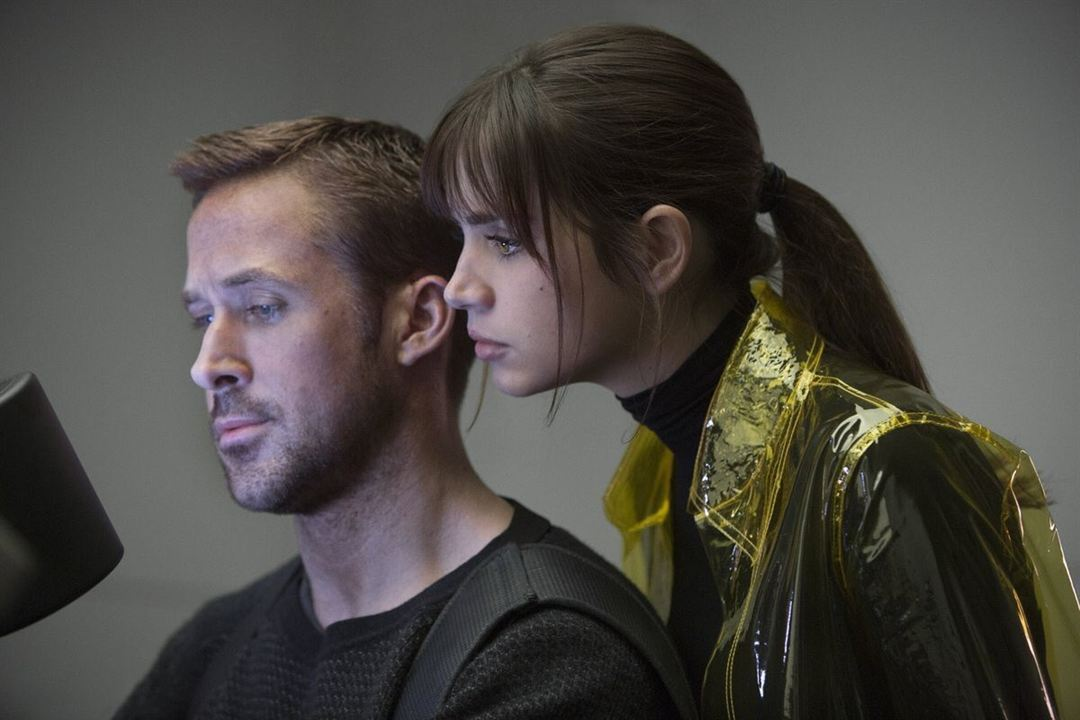 Blade Runner 2049: Biçak Sirti : Fotograf Ana de Armas, Ryan Gosling