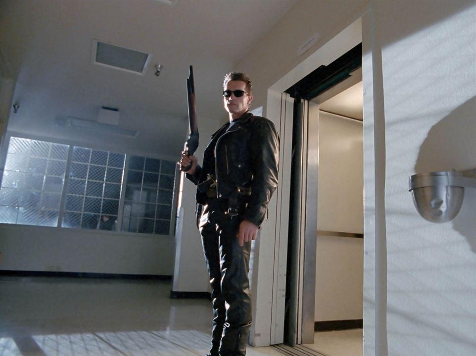 Terminatör 2: Mahser Günü : Fotograf Arnold Schwarzenegger