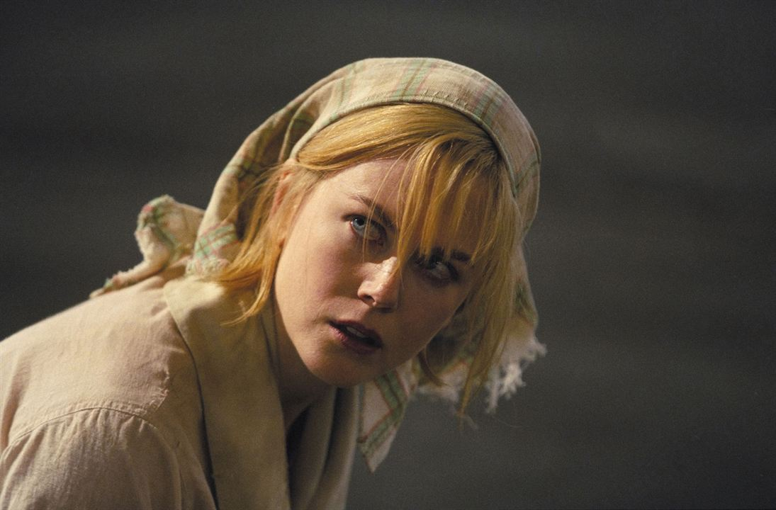 Dogville : Fotograf Nicole Kidman