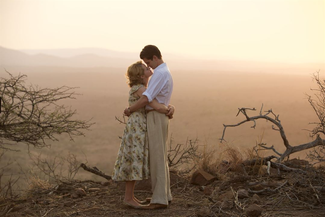 Breathe : Fotograf Andrew Garfield, Claire Foy