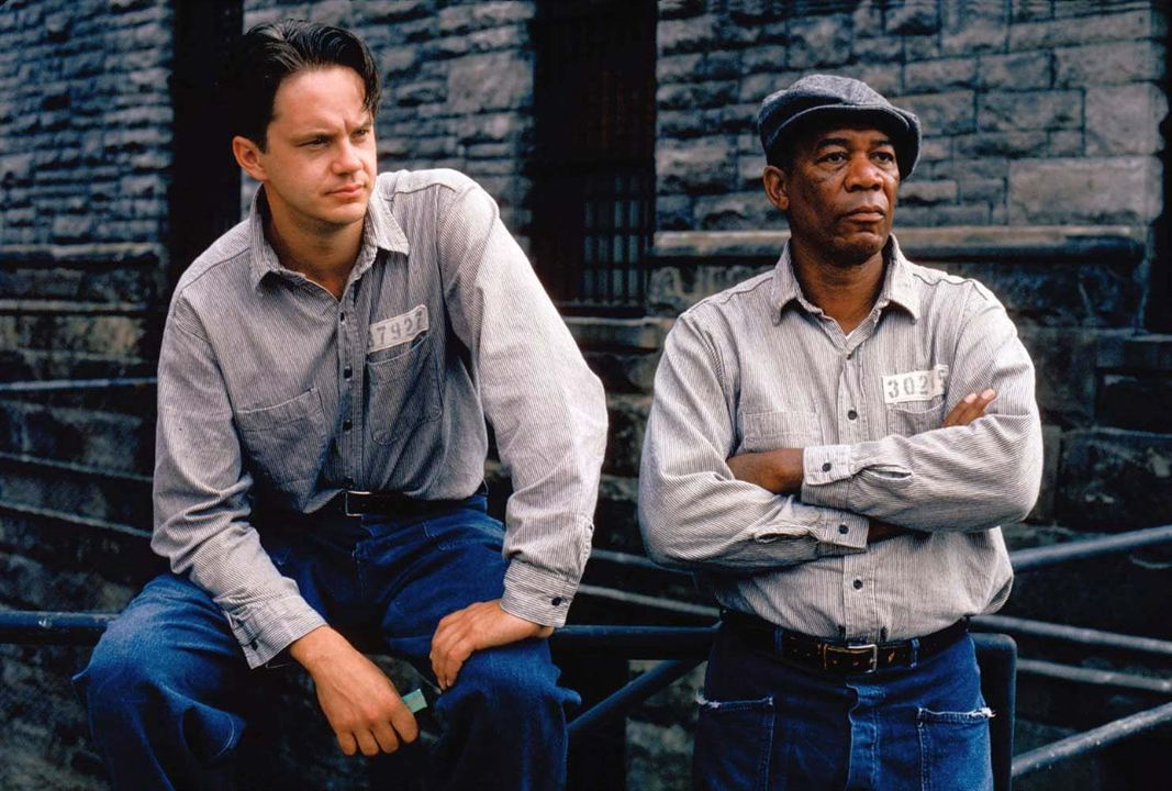Esaretin Bedeli : Fotograf Morgan Freeman, Tim Robbins