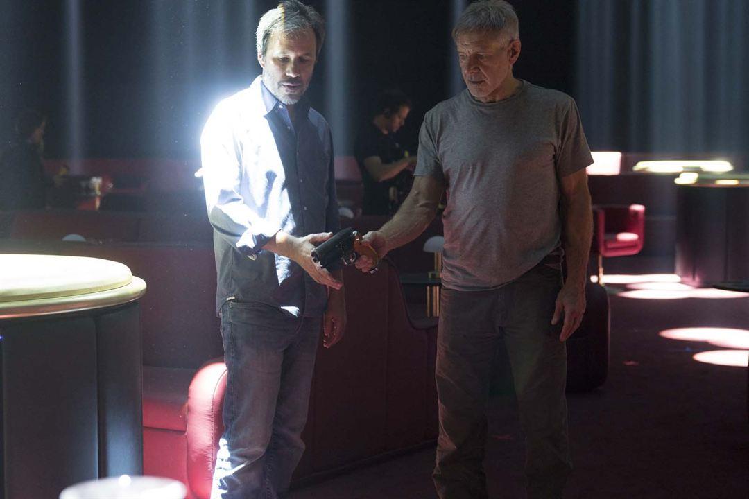 Blade Runner 2049: Biçak Sirti : Fotograf Denis Villeneuve, Harrison Ford