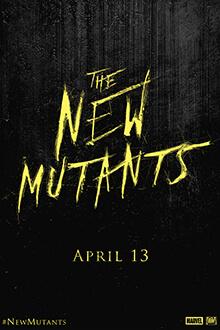 Yeni Mutantlar : Afis
