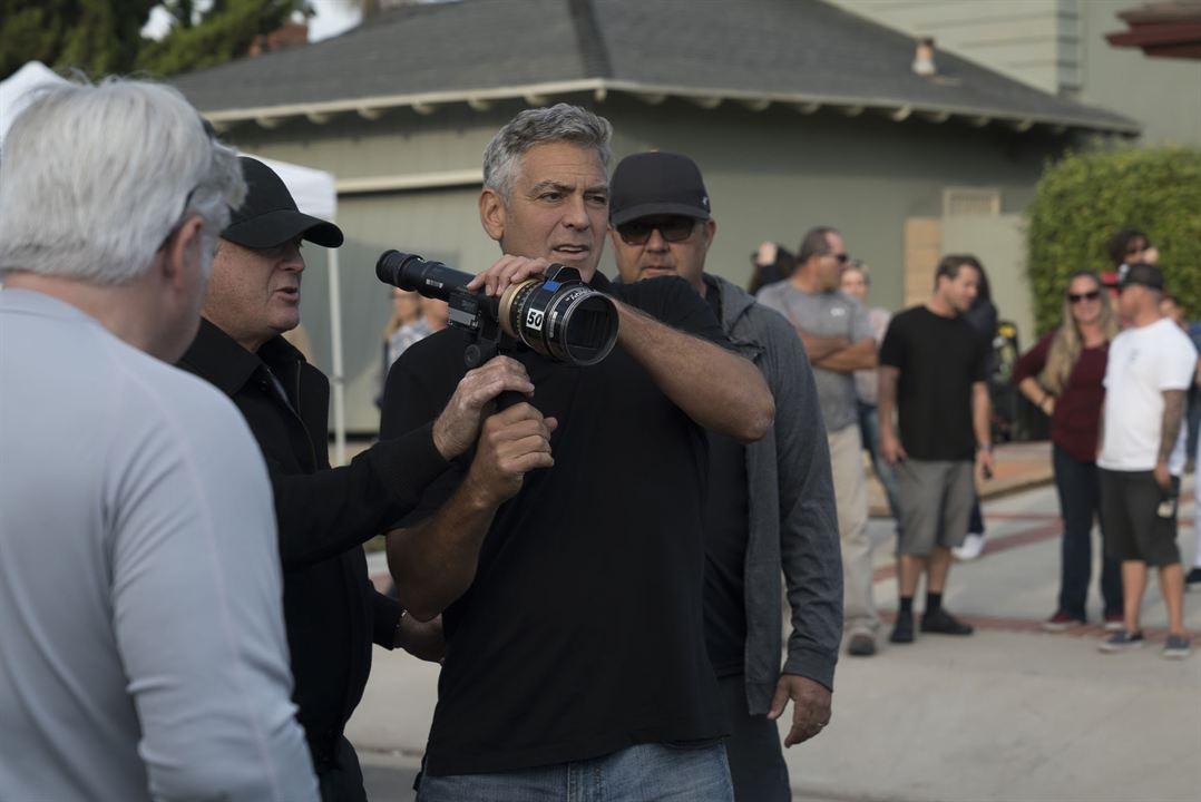Suburbicon : Fotograf George Clooney