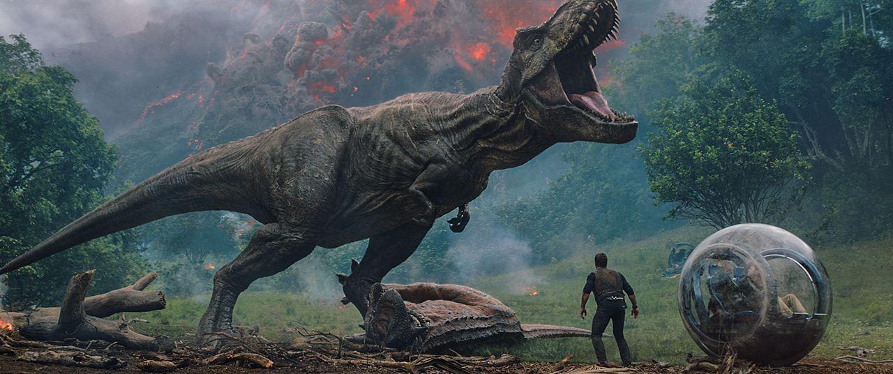 Jurassic World:Yikilmis Krallik : Fotograf