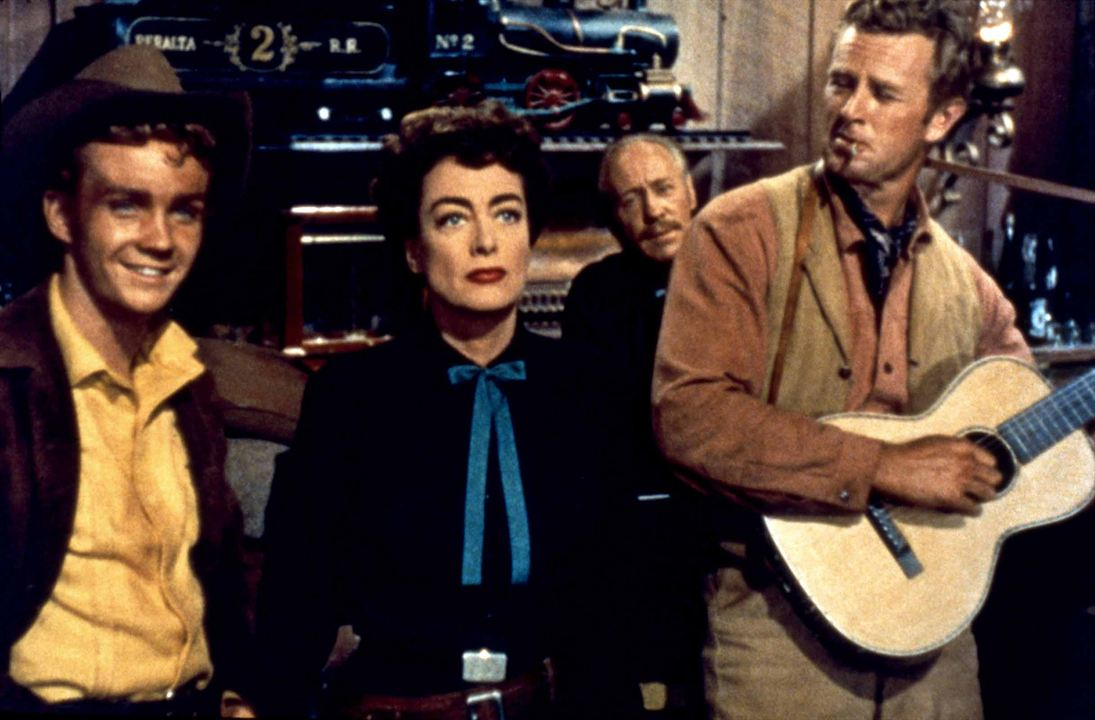 Johnny Guitar : Fotograf Joan Crawford, Nicholas Ray, Sterling Hayden