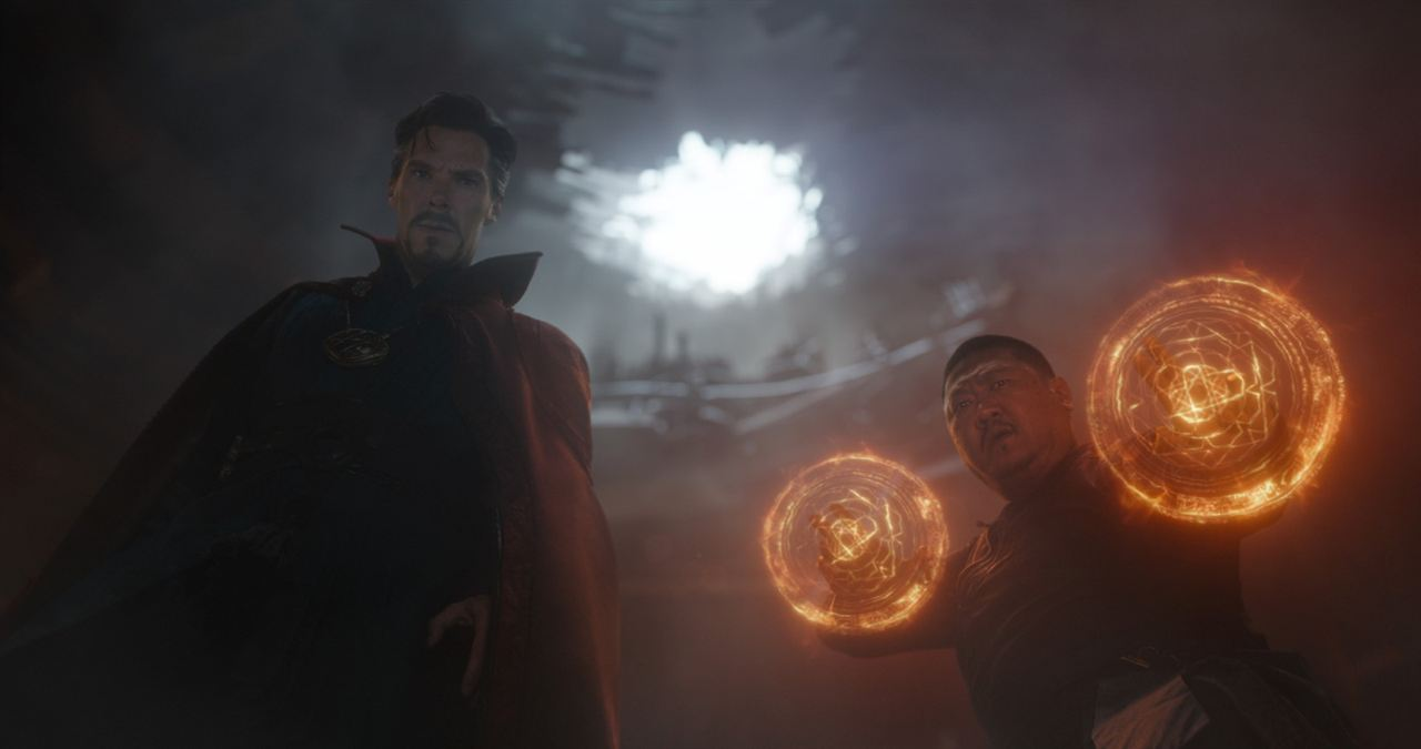 Avengers: Sonsuzluk Savasi : Fotograf Benedict Cumberbatch, Benedict Wong