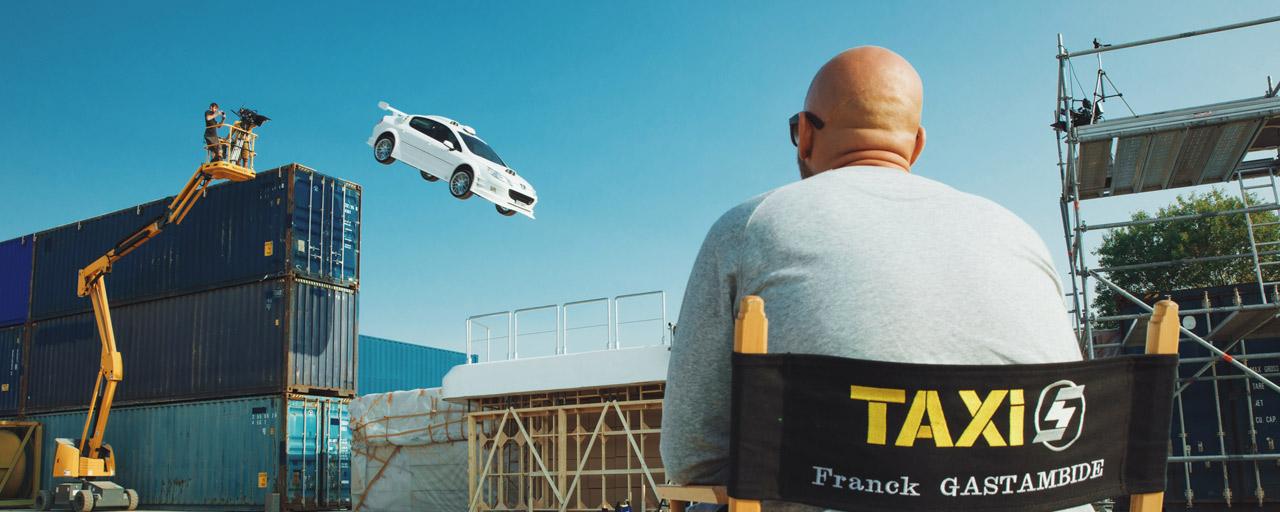 Taksi 5 : Fotograf Franck Gastambide