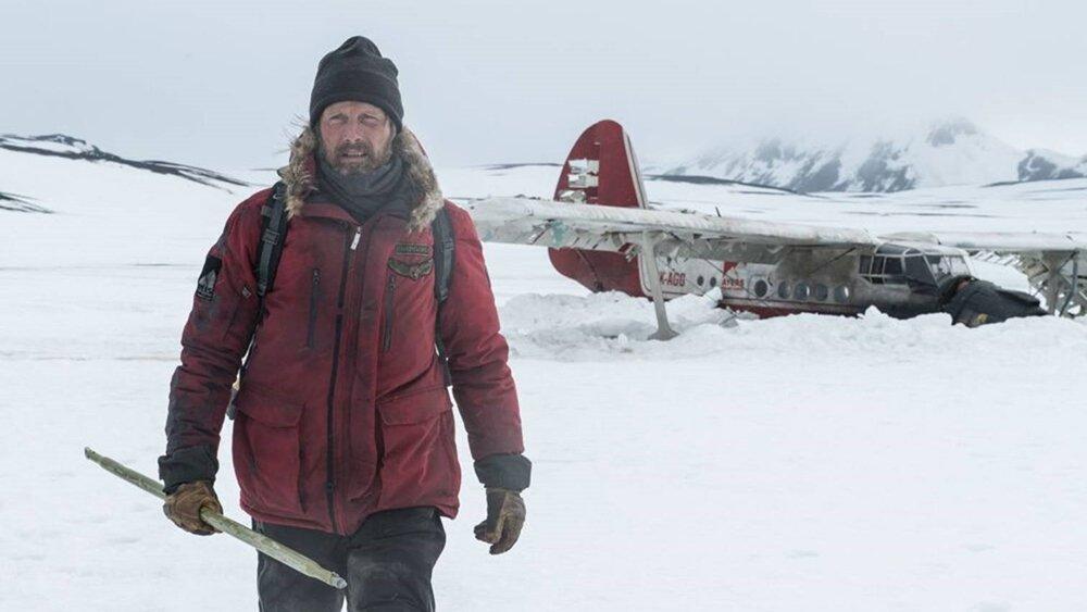 Arctic : Fotograf Mads Mikkelsen